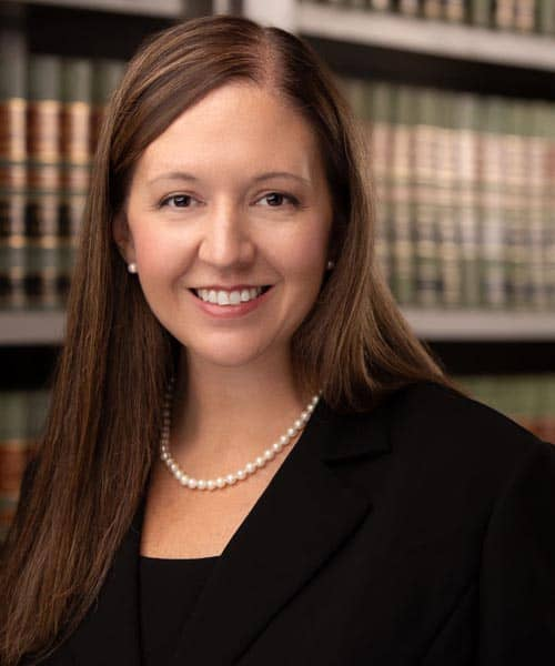 Attorney Cortney Stuart